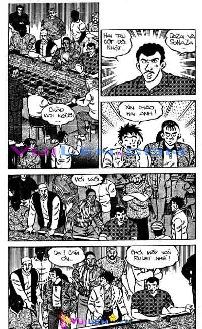 Jindodinho - Đường Dẫn Đến Khung Thành III Tập 57 page 38 Congtruyen24h