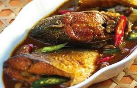 Resep Masakan dan Cara Membuat Semur Bandeng Sambal Tauco