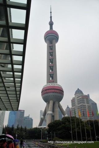 Oriental Pearl Tower, Shanghai...