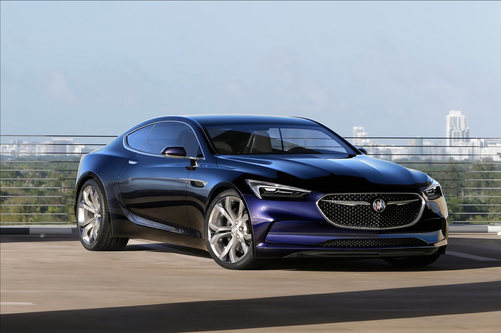 2017 Buick Grand National >> Buick Avista Wins EyesOn Design Award At NAIAS