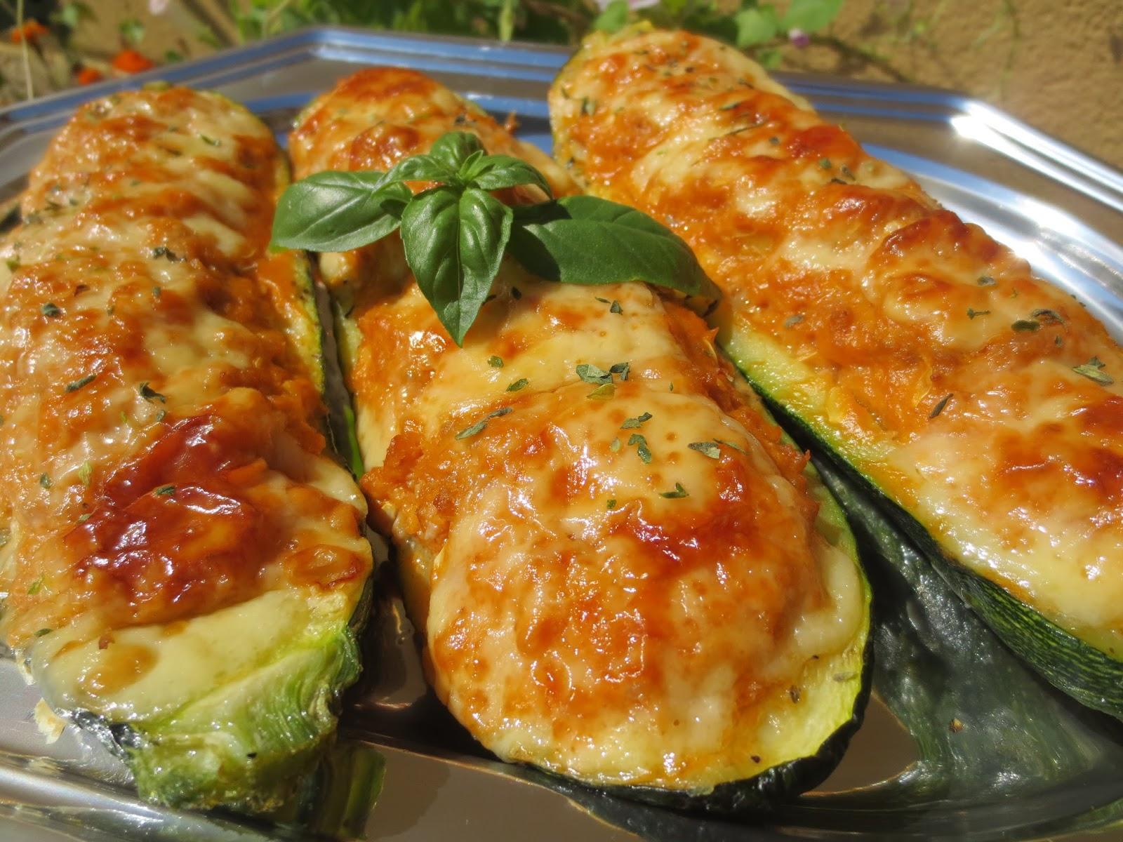 Calabacines de carne - Cocina facil y saludable thermomix ...