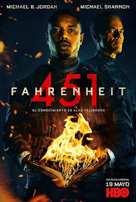 Fahrenheit 451 2018 DVD R1 NTSC Latino