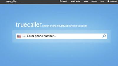 ترو كولر للكمبيوتر truecalle PC Online