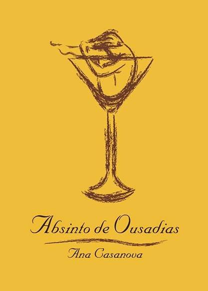 """Absinto de Ousadias"" - 5° Livro"
