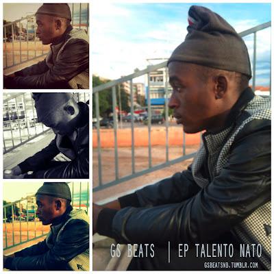 GS Beats - EP Talento Nato [Baixe Agora] #RapAngolano