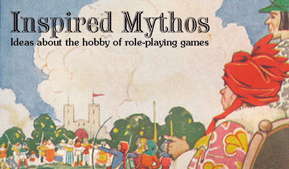 Inspired Mythos
