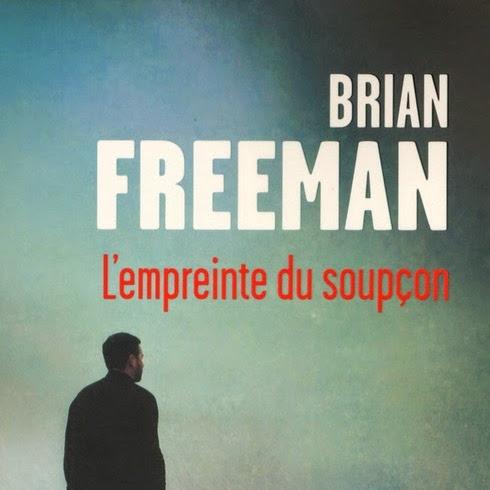 L'empreinte du soupçon de Brian Freeman