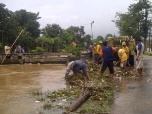 KUMPULAN FOTO BANJIR BANDANG JEPARA TWITTER Gambar Banjir Jepara Galeri Foto