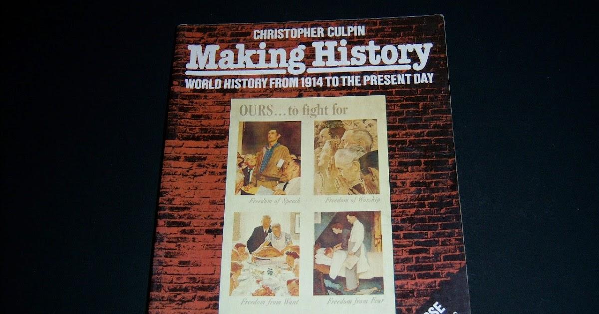 making history book christopher culpin pdf