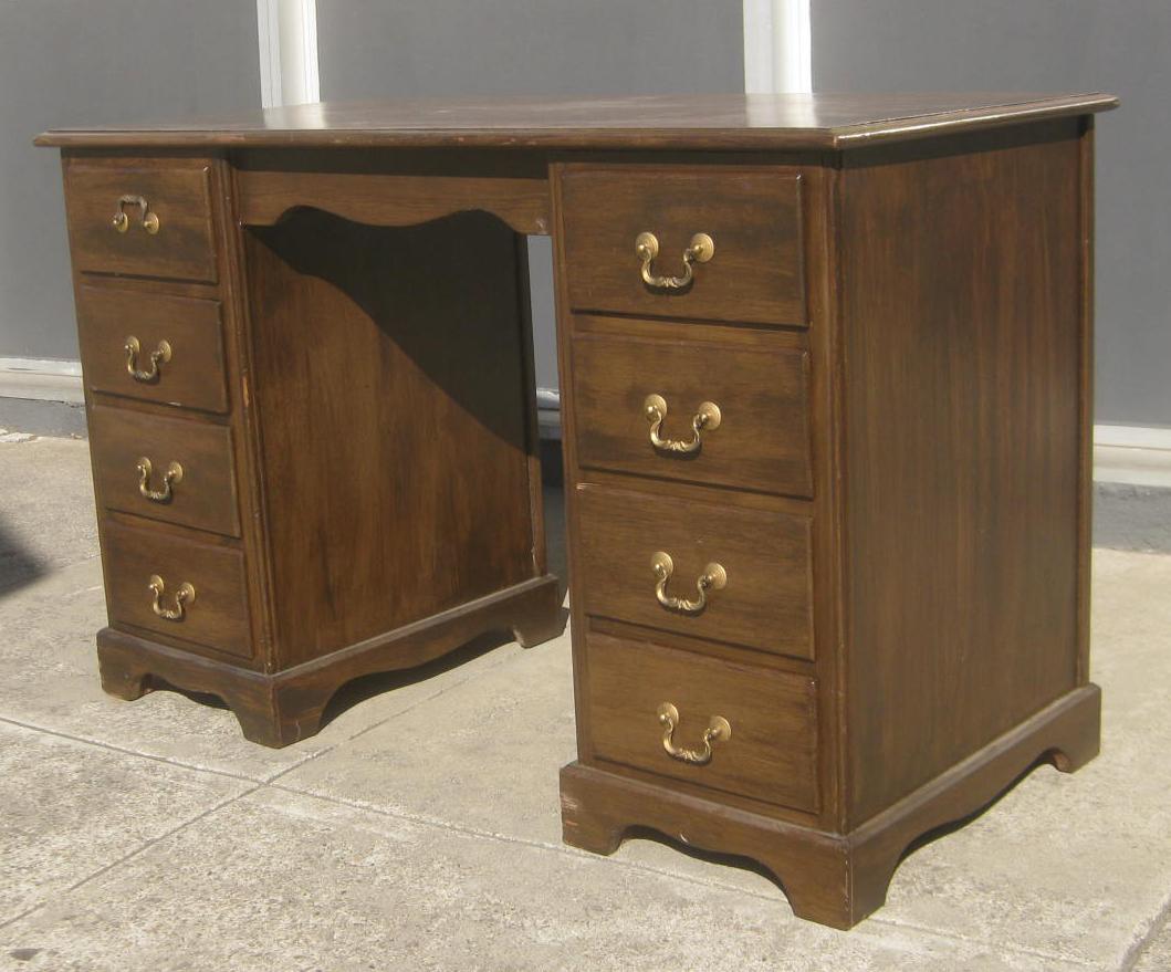 uhuru furniture collectibles sold dark wooden student desk 70