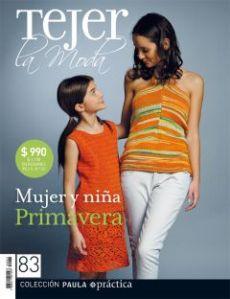 Revista Tejer la Moda №83