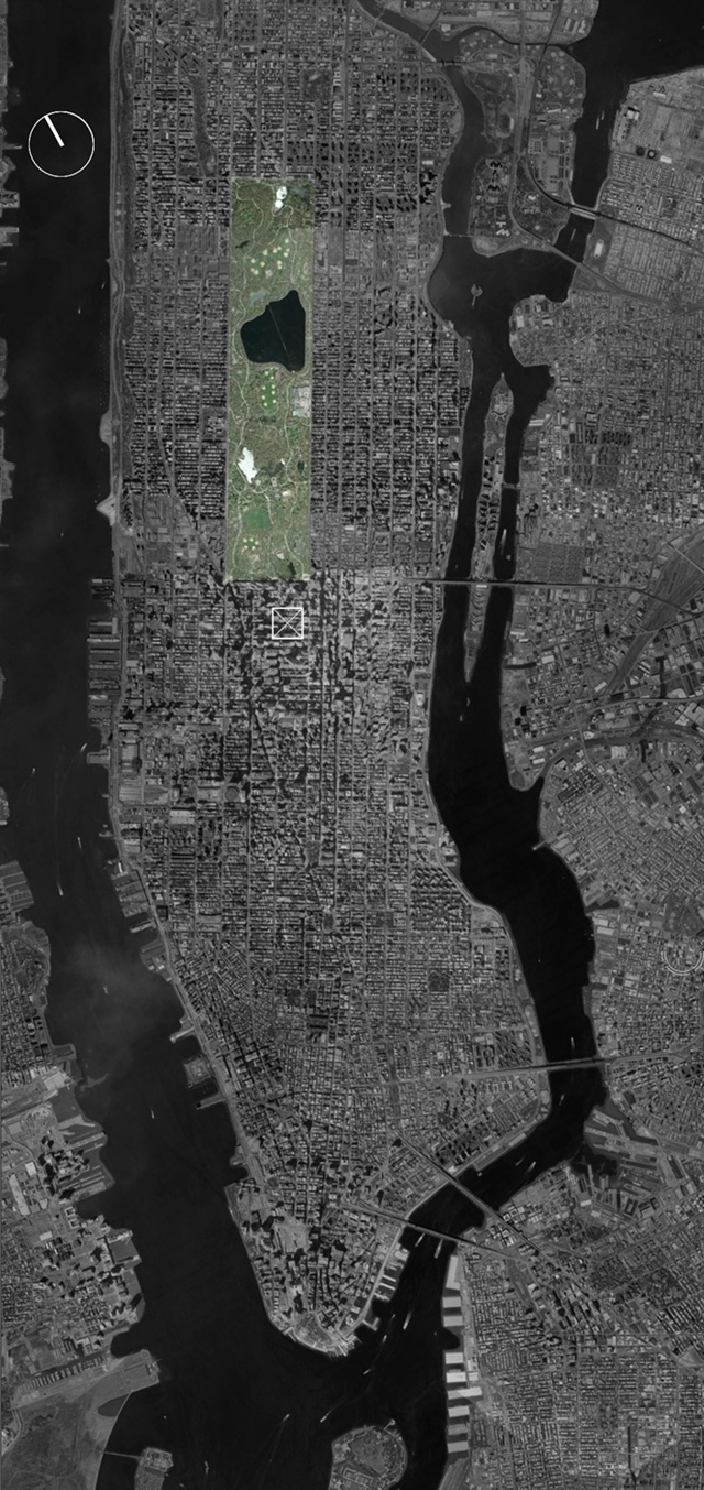 Picture of Tower Verre location on the map of New York