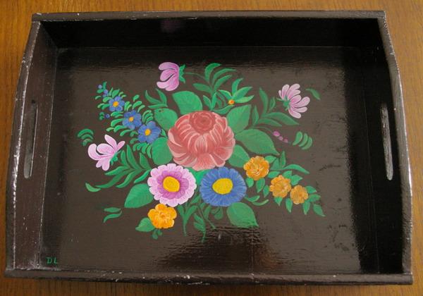 Chez dom art et artisanat peinture sur bois - Peinture acrylique sur bois ...