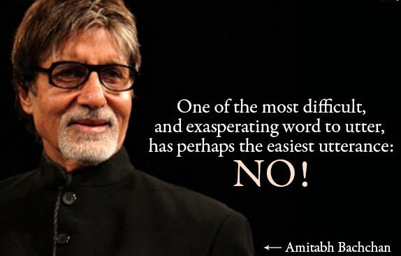 Superstar Amitabh Bachchan
