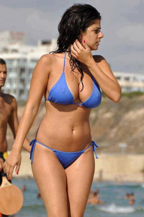 Hot naked swimsuit models
