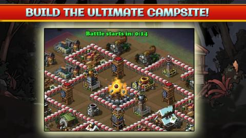 HACK] Horror Camp v1.8.1 (Clash of clans Alternative Game)