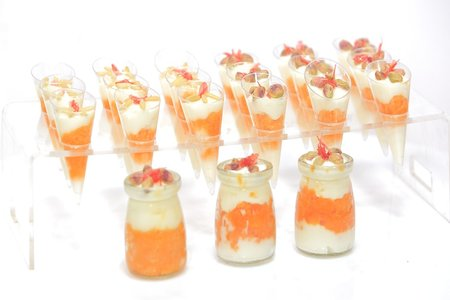Aish Al Saraya Cups Recipe