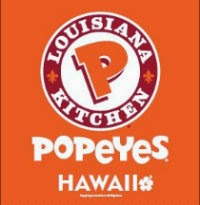 Popeyes Hawaii