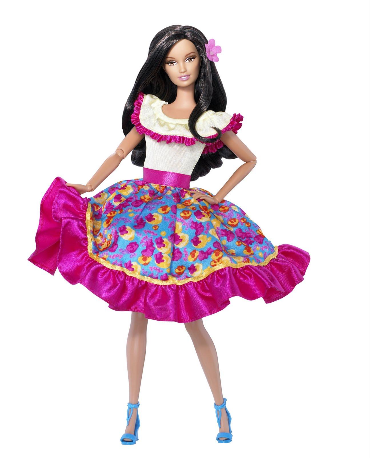 Barbie Puertorriquena