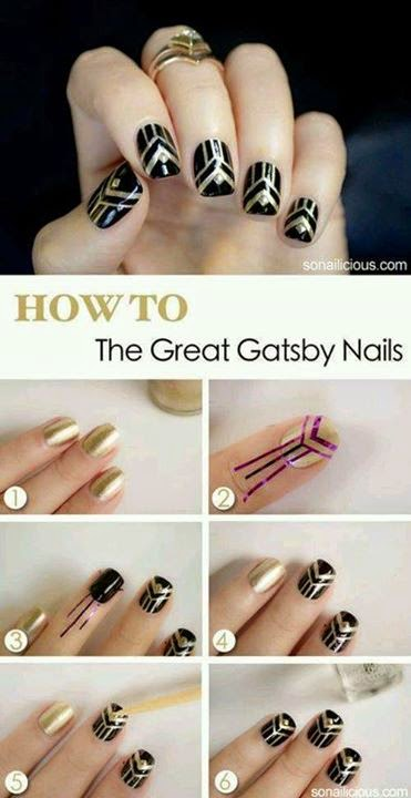 Nails Art Tutorials