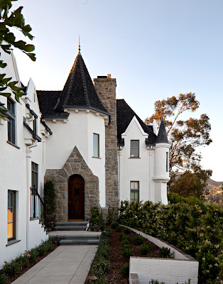 Moby's Hollywood hill home