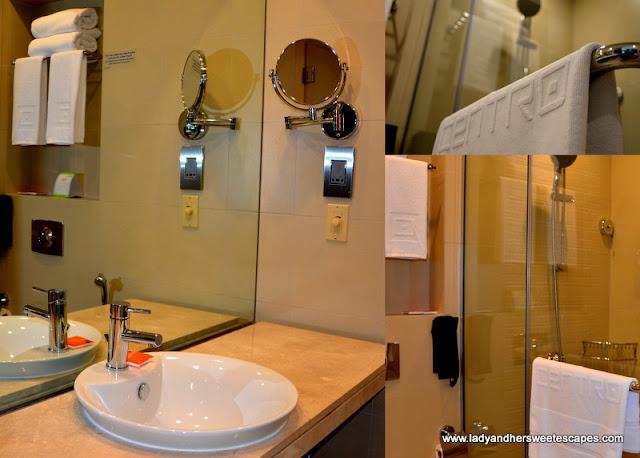 bathroom at Centro Sharjah's Classic Studio