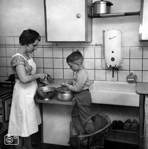 Le proven al blog we kunnen darwin best een handje helpen - Keuken in het oude huis ...