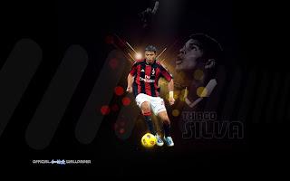 Thiago Silva AC Milan Wallpaper 2011 4