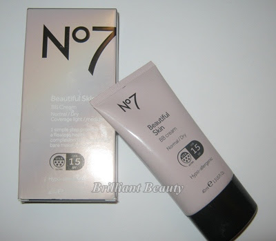 BB cream No7