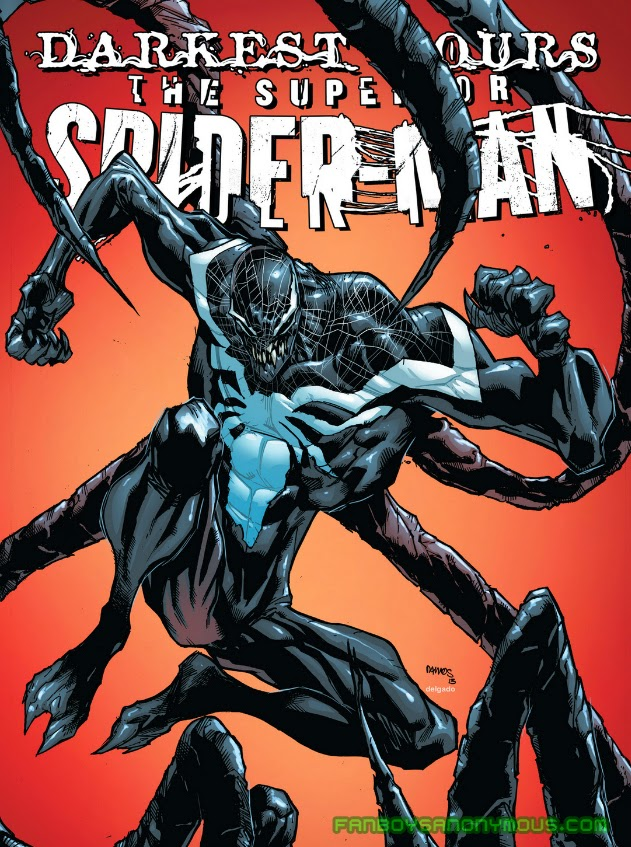 Read the Superior Spider-Man on the Marvel Comics app