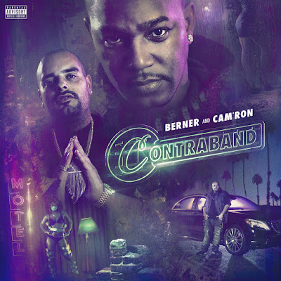 Berner & Cam'ron - Contraband EP Cover