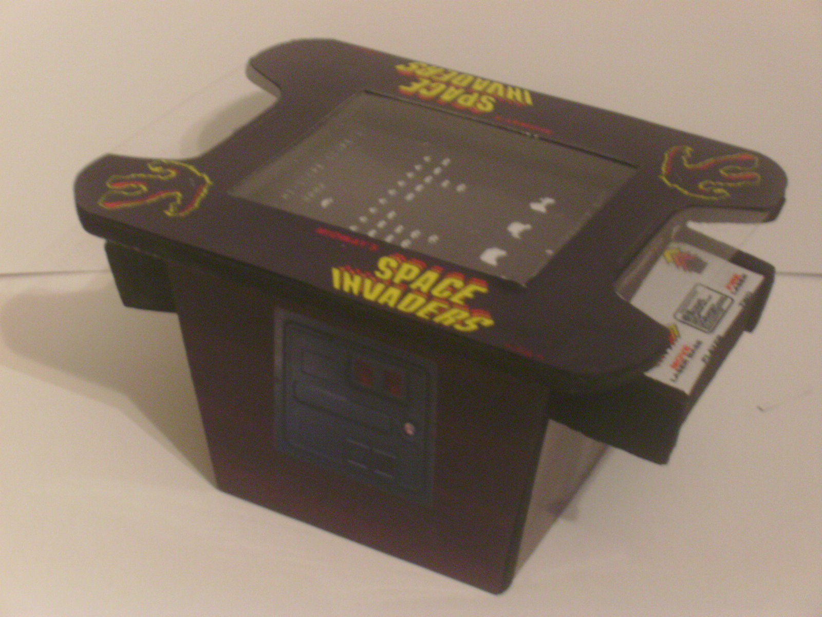 Home Gt Furniture Gt Coffee Tables Gt Space Invaders Coffee Table