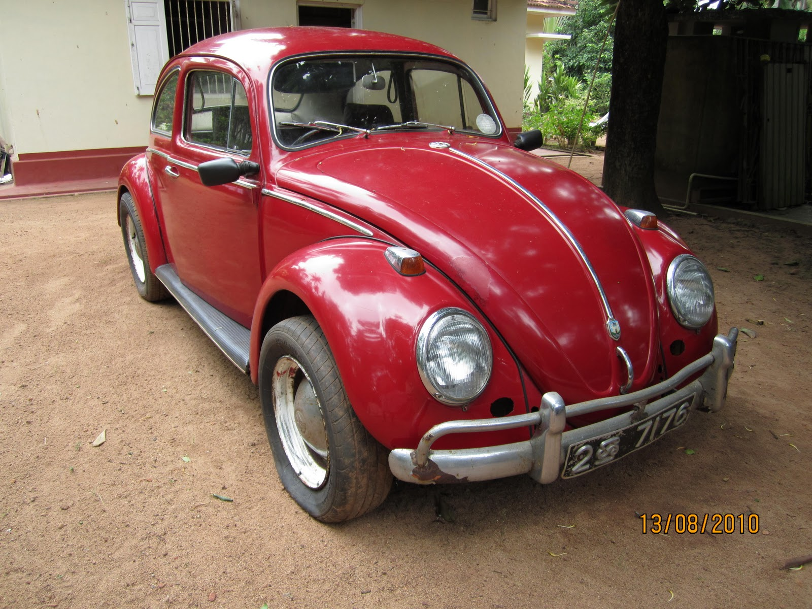Mechanical Engineering Volkswagen Beetle Vw1200 Electrical Wiring Vw Car Diagram System