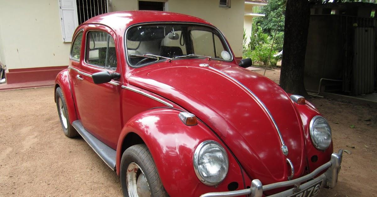 Mechanical Engineering  Volkswagen Beetle Vw1200