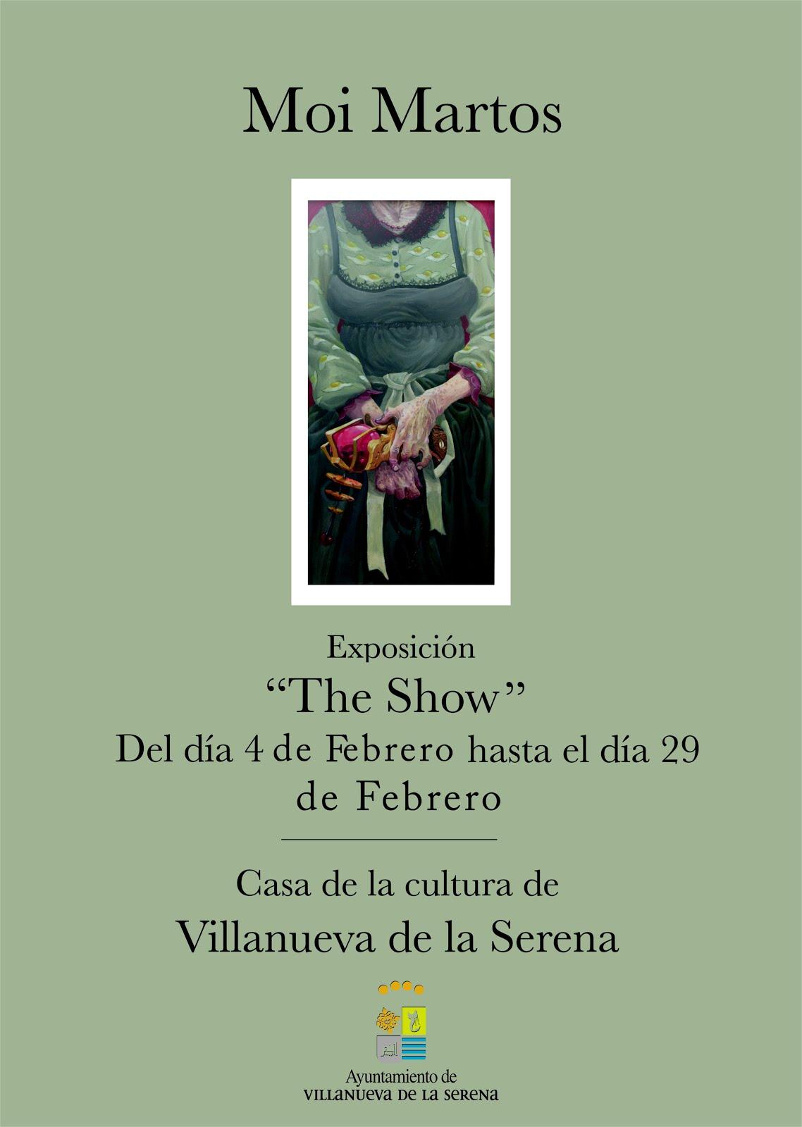 Exposición The Show