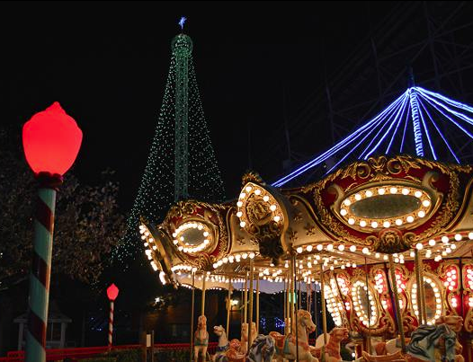 NewsPlusNotes: Cliff's Magical Christmas - A New Holiday Event Opens