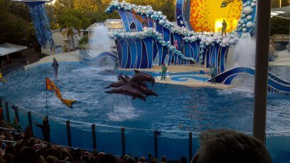 Orlando Area Theme Parks Attractions And Eateries Tropical Storm Isaac Monday August 27th