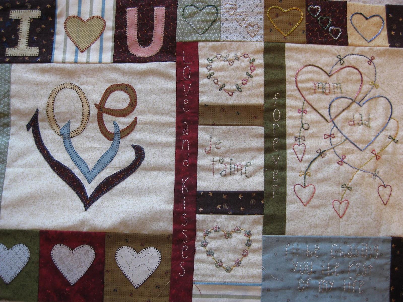 Patchwork sal valentine 3 apuntes de for Aplicaciones decoradas