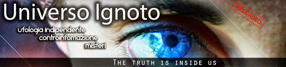 Universo Ignoto - Ufologia indipendente e Misteri