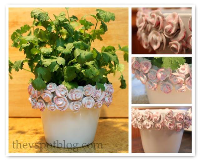 diy decorative planter and flower pot ideas