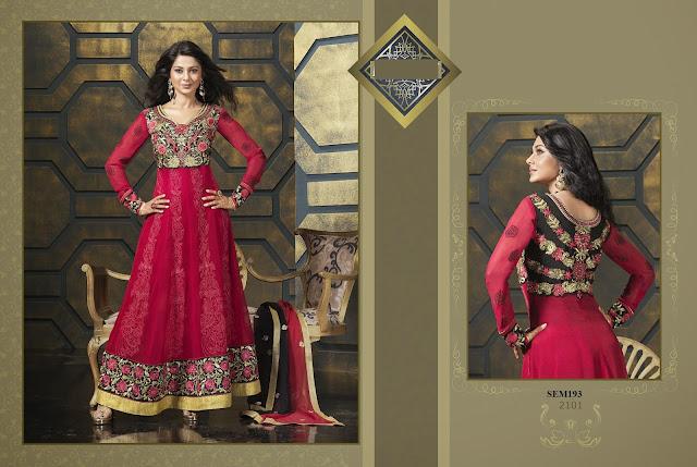 Kumud Traditional Designer Floor Length Anarkali Suit
