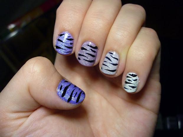 's girl notd purple