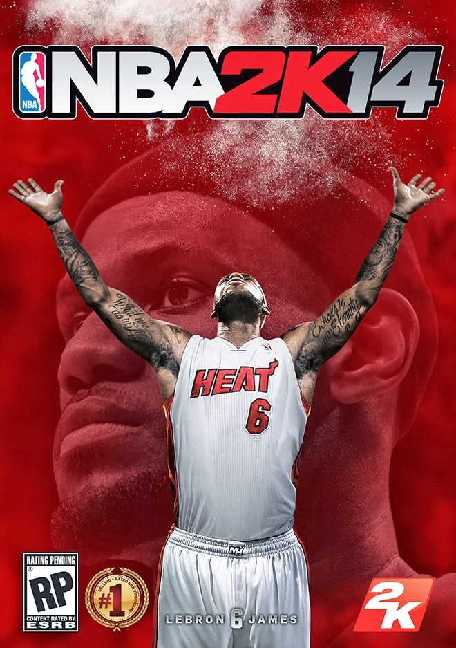 Free Download NBA 2K14 PC Game Cover