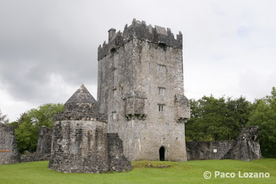 Castillo de Aughnanure