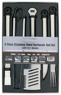 Stainless Steel Tool Set