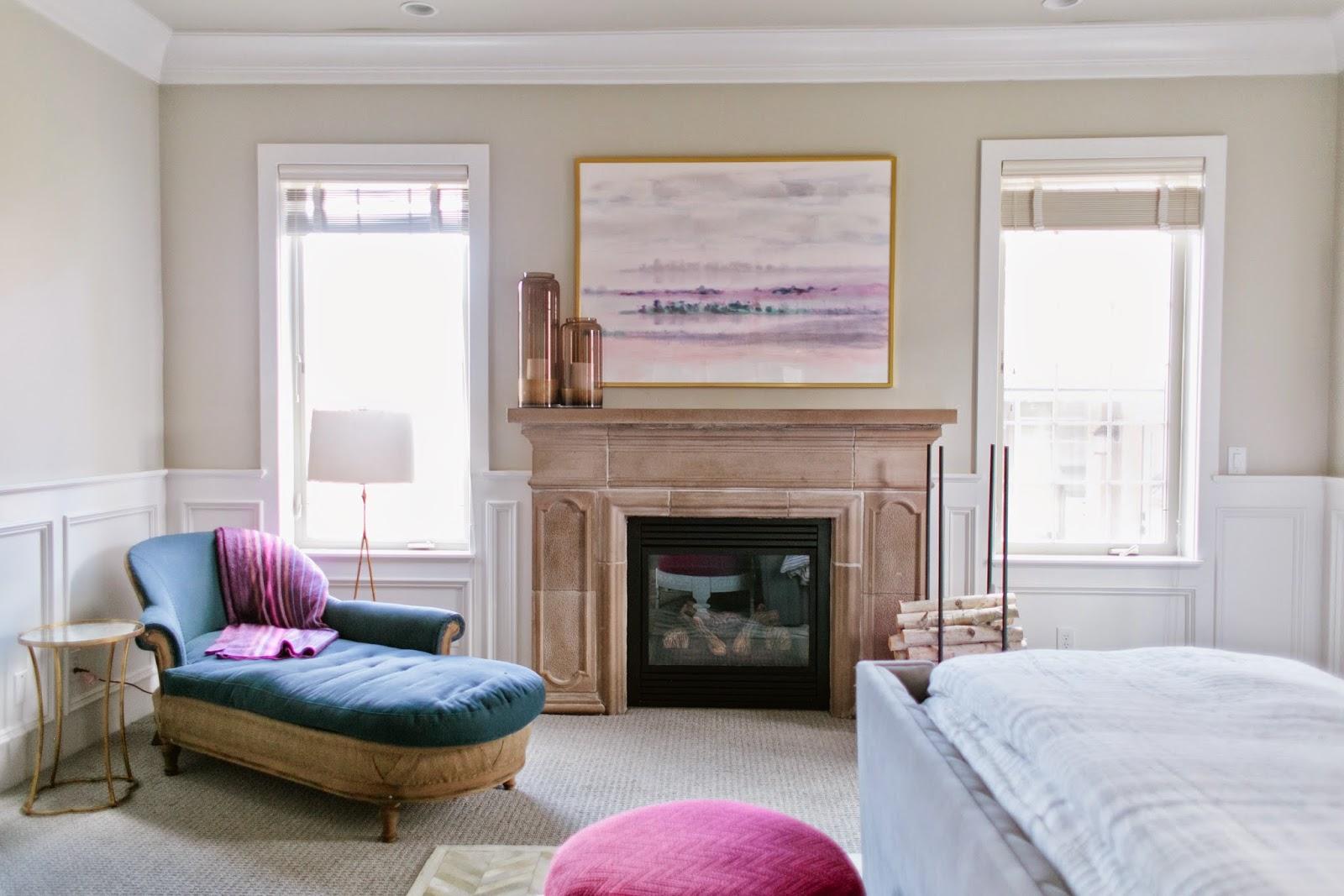 The Riverside House - Master Bedroom - House of Jade Interiors Blog
