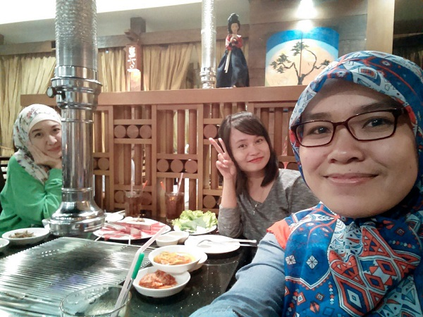Han Gang Grand Indonesia