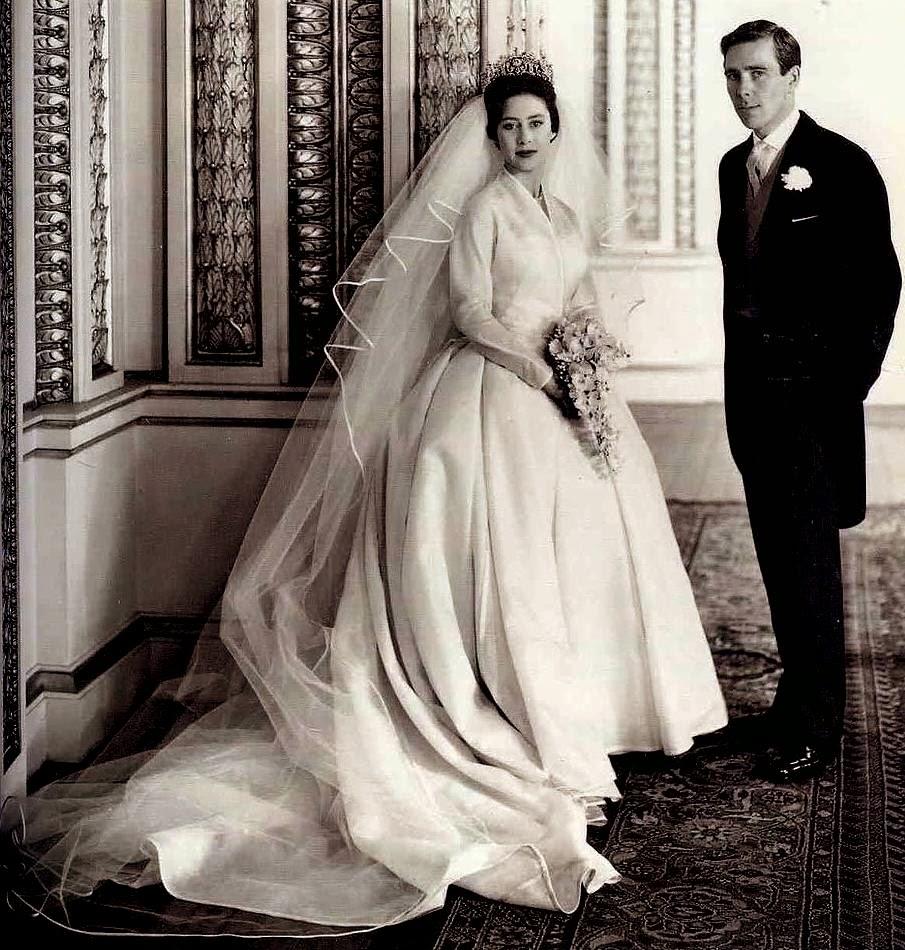 Books Birkins And Beauty Princess Margarets Wedding