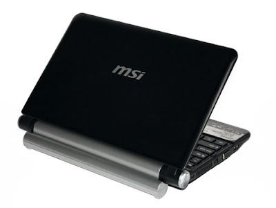 new MSI Wind U160MX