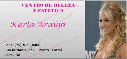 CENTRO DE BELEZA E ESTETICA KARLA ARAUJO